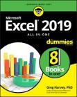 Excel 2019 All-In-One for Dummies Cover Image