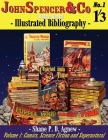 John Spencer & Co (Badger Books) Illustrated Bibliography: Volume 1: Comics, Science Fiction & Supernatural Cover Image