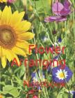 Flower Arranging: Notebook Cover Image
