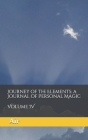 Journey of the Elements: a Journal of Personal Magic: Volume IV: Air Cover Image