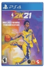 NBA 2k21 Mamba Forever Edition Cover Image