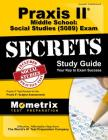 Praxis II Middle School: Social Studies (5089) Exam Secrets Study Guide: Praxis II Test Review for the Praxis II: Subject Assessments (Secrets (Mometrix)) Cover Image