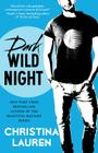 Dark Wild Night (Wild Seasons #3) Cover Image