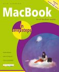 Macbook in Easy Steps: Covers Macos High Sierra Cover Image