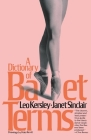 A Dictionary Of Ballet Terms Cover Image