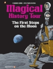 Magical History Tour #10: The First Steps On The Moon Cover Image