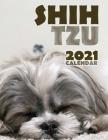 Shih Tzu 2021 Calendar Cover Image