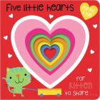 Pop-Out and Play Five Little Hearts Cover Image