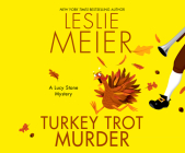 Turkey Trot Murder (Lucy Stone Mystery #24) Cover Image