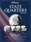 State Quarters 1999-2009 Deluxe Collector's Folder: District of Columbia and Territories, Philadelphia and Denver Mints (Warman's Collector Coin Folders) Cover Image