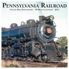 Pennsylvania Railroad 2021 Wall Calendar Cover Image