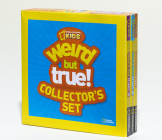 Weird But True Collector's Set (Boxed Set): 900 Outrageous Facts Cover Image