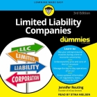 Limited Liability Companies for Dummies Lib/E: 3rd Edition Cover Image