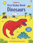 Dinosaurs Sticker Book Cover Image