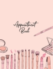 Appointment Book: Large Notebook Diary (Undated - Start Any Time) with 15 Minute Time Slots, 6 Days at a Glance Cover Image
