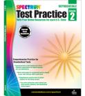 Spectrum Test Practice, Grade 2 Cover Image
