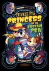 Private Eye Princess and the Emerald Pea: A Graphic Novel (Far Out Fairy Tales) Cover Image