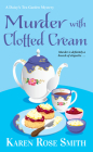 Murder with Clotted Cream (A Daisy's Tea Garden Mystery #5) Cover Image