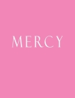 Mercy: Decorative Book to Stack Together on Coffee Tables, Bookshelves and Interior Design - Add Bookish Charm Decor to Your Cover Image