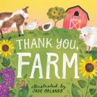 Thank You, Farm: A Board Book Cover Image