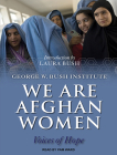 We Are Afghan Women: Voices of Hope Cover Image