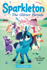 Sparkleton #2: The Glitter Parade (HarperChapters) Cover Image