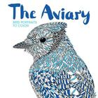 The Aviary: Bird Portraits to Color Cover Image