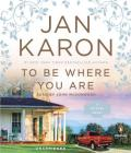 To Be Where You Are Cover Image