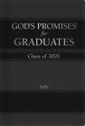 God's Promises for Graduates: Class of 2021 - Black NIV: New International Version Cover Image