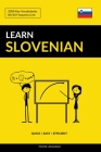 Learn Slovenian - Quick / Easy / Efficient: 2000 Key Vocabularies Cover Image
