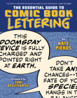 Essential Guide to Comic Book Lettering Cover Image