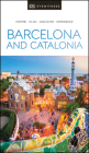 DK Eyewitness Barcelona and Catalonia (Travel Guide) Cover Image