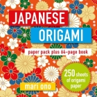 Japanese Origami: Paper pack plus 64-page book Cover Image
