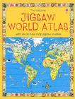 The Usborne Jigsaw World Atlas Cover Image