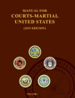 Manual for Courts-Martial 2019 EDITION: Volume 1 Parts I -V Cover Image