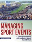 Managing Sport Events Cover Image