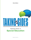 Taking Sides: Clashing Views in Special Education Cover Image
