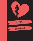 NZCFN Notebook: New Zealand Certified Flight Nurse Notebook Gift - 120 Pages Ruled With Personalized Cover Cover Image