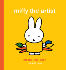 Miffy the Artist Lift-the-Flap Book Cover Image