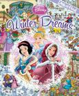 Look and Find Disney Princess Winter Dreams Cover Image