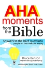AHA moments from the Bible: Answers to the hard questions people on the street are asking Cover Image