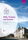 Wills, Probate and Estates (Law Society of Ireland Manuals) Cover Image