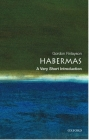 Habermas: A Very Short Introduction Cover Image