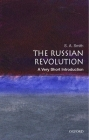 The Russian Revolution: A Very Short Introduction (Very Short Introductions #63) Cover Image