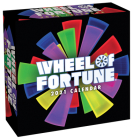 Wheel of Fortune 2021 Day-to-Day Calendar Cover Image