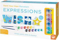 Paint Your Own Porcelain Expre (Paint Your Own Porcelain Expressions) Cover Image