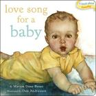 Love Song for a Baby (Classic Board Books) Cover Image