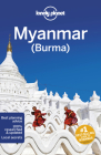 Lonely Planet Myanmar (Burma) (Country Guide) Cover Image