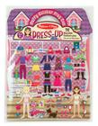 Puffy Sticker Play Set - Dress Puffy Sticker Play Set - Dress Cover Image