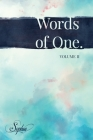 Words of One: Volume II Cover Image